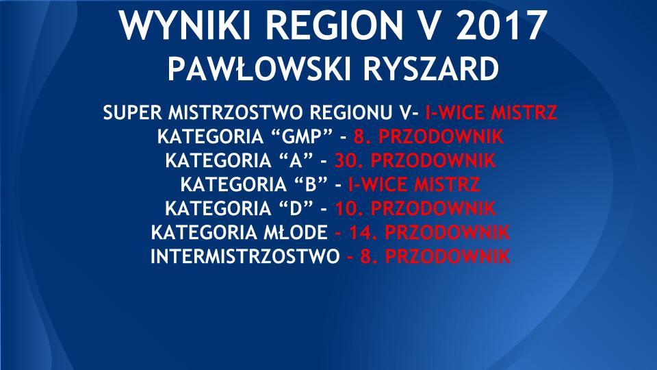 Kopia WYNIKI region rYSZARD 2017